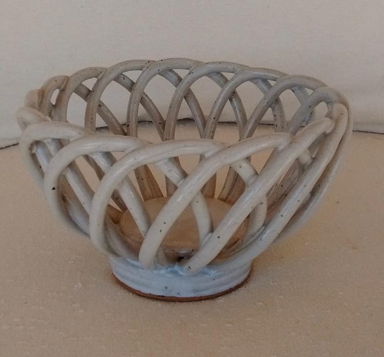 Please help me ID my stoneware studio basket with impressed mark Img_2017