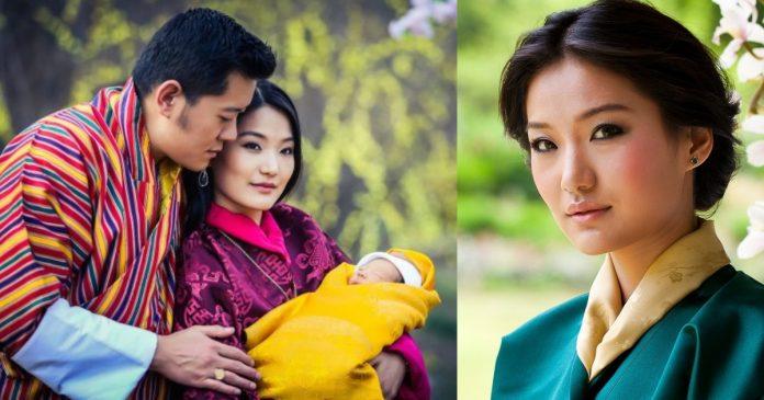 Chuyện tình Hoàng gia đẹp nhất thế giới thời hiện đại  Jetsun10