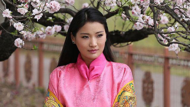 Chuyện tình Hoàng gia đẹp nhất thế giới thời hiện đại  Jetsun16