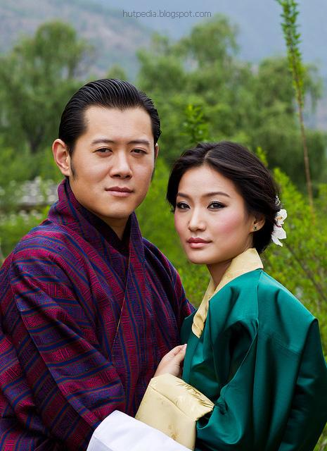 Chuyện tình Hoàng gia đẹp nhất thế giới thời hiện đại  Jetsun21