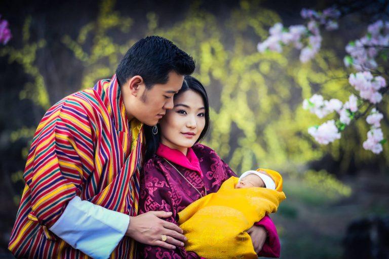 Chuyện tình Hoàng gia đẹp nhất thế giới thời hiện đại  Jetsun22