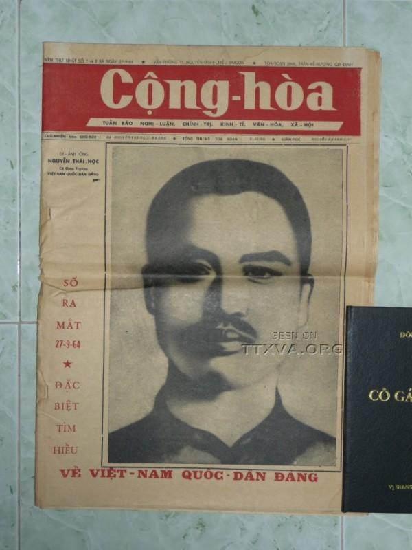 Nguyễn Thái Học 1902- 1930 (Nhượng Tống) Nguyen17