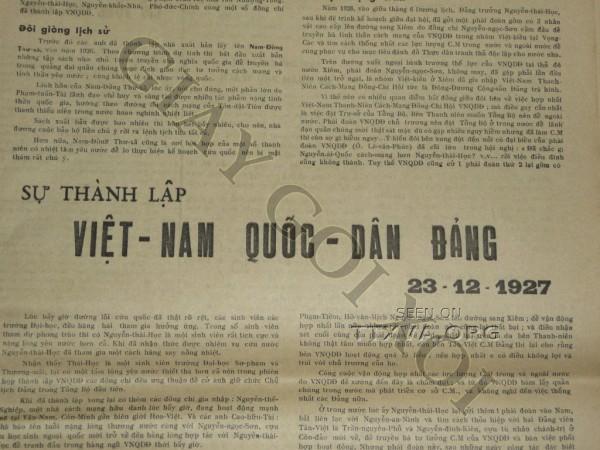 Nguyễn Thái Học 1902- 1930 (Nhượng Tống) Nguyen18