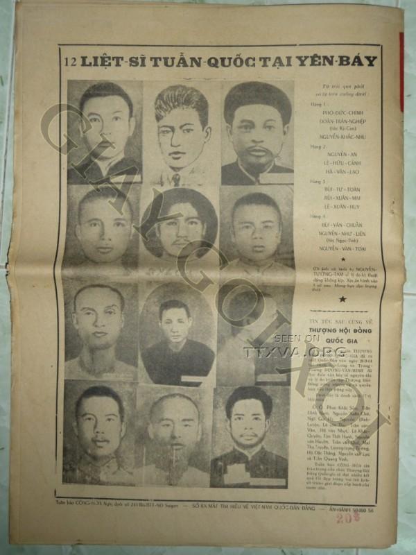 Nguyễn Thái Học 1902- 1930 (Nhượng Tống) Nguyen21