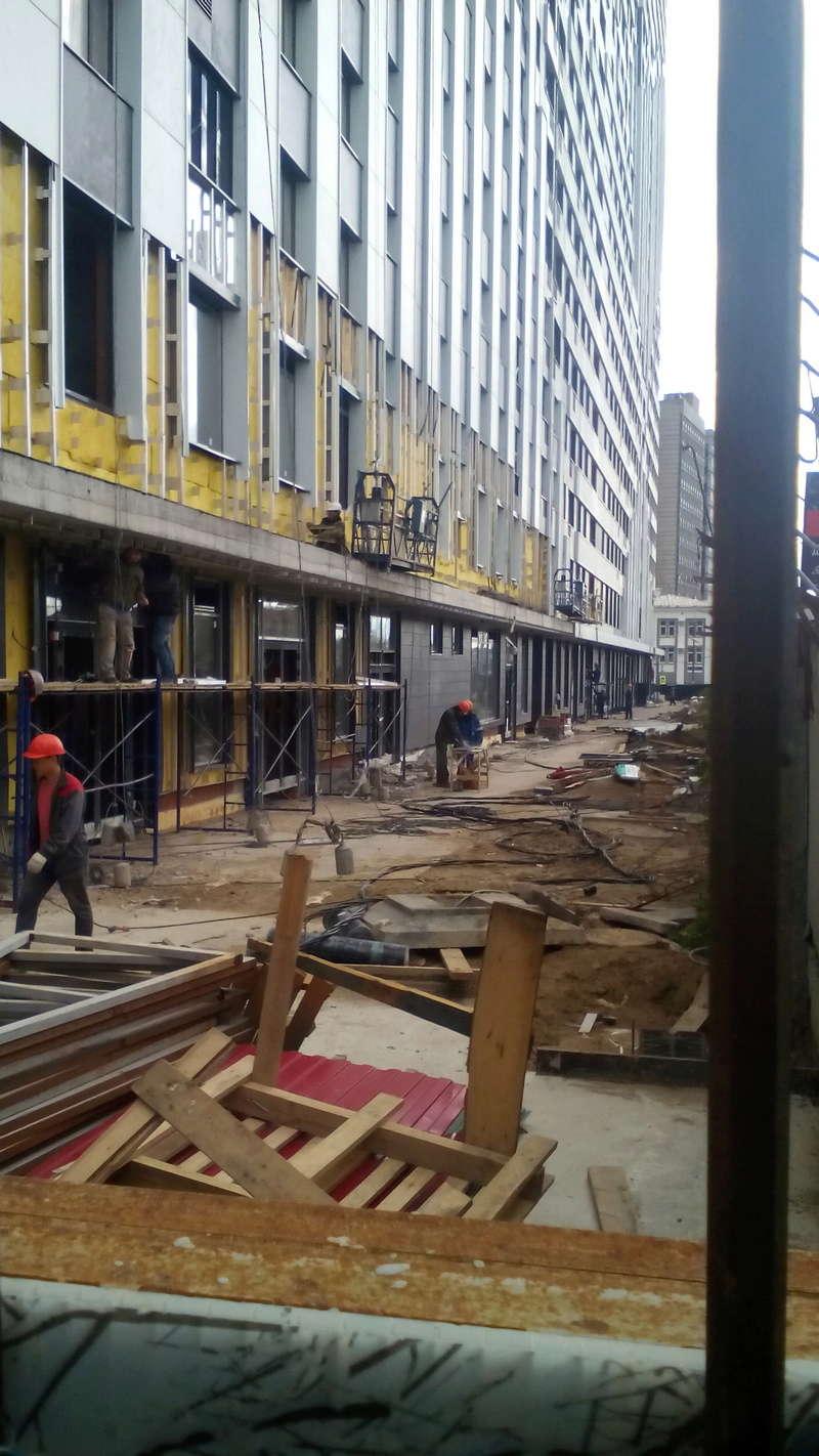 На третьем корпусе выполнили фундамент. Начали стены цокольного этажа - Страница 4 Img_2010