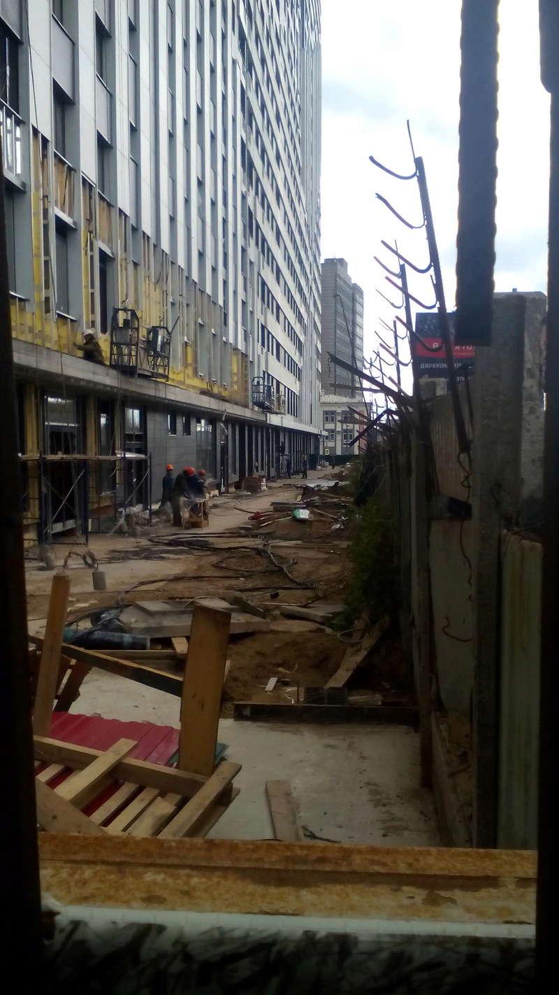 На третьем корпусе выполнили фундамент. Начали стены цокольного этажа - Страница 4 Img_2011