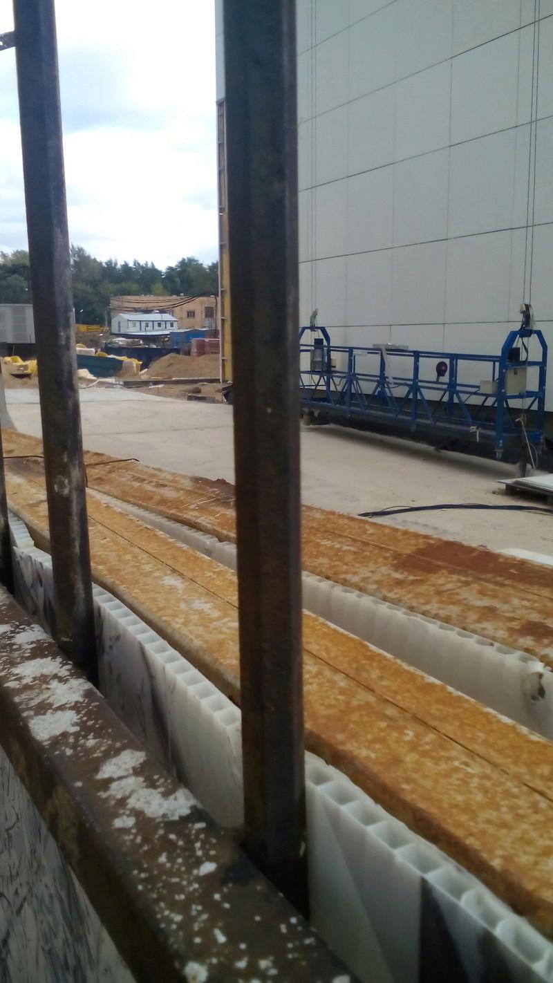 На третьем корпусе выполнили фундамент. Начали стены цокольного этажа - Страница 5 Img_2012
