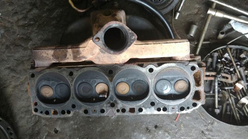Turbo - Preparando um 4cc turbo injetado. Img_2011