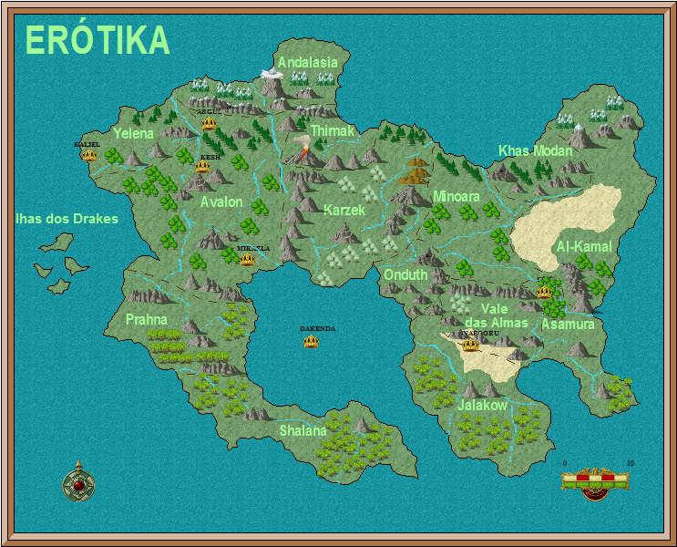 EROTIKA – Medieval fantastico erotico - On-topic - Página 4 Mapaer12