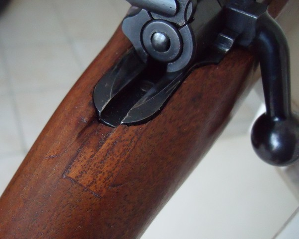 Une Mauser 45 1110