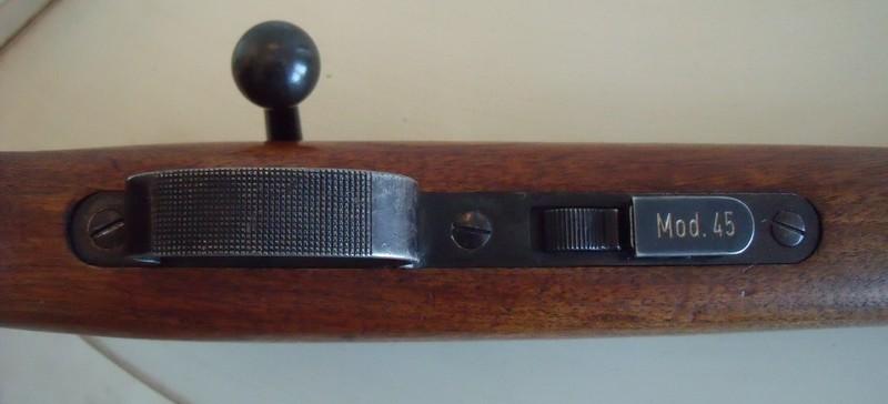 Une Mauser 45 911