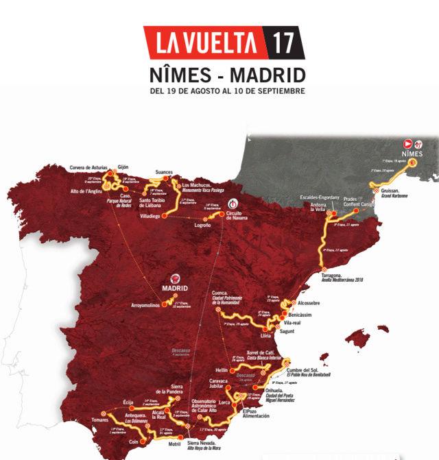 Vuelta a España 2017 Vuelta10