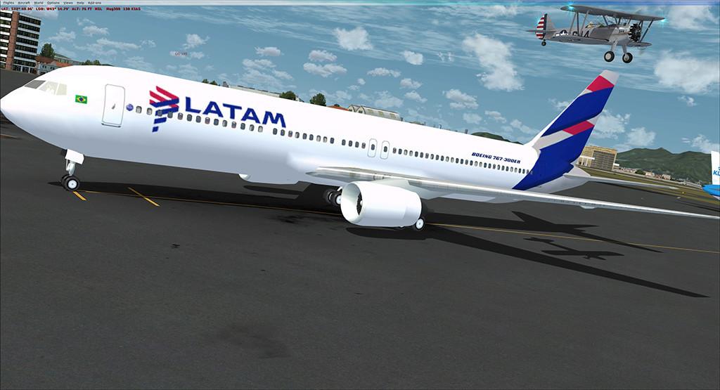 Atualização de pinturas BR para tráfego MyTraffic6.a Professional 767_la10
