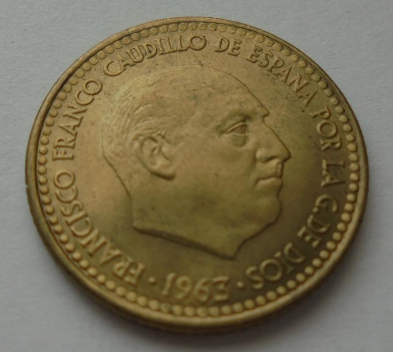 1 peseta 1963 (*19-67). Estado Español. Opinión sobre grado de conservación Dsc07219