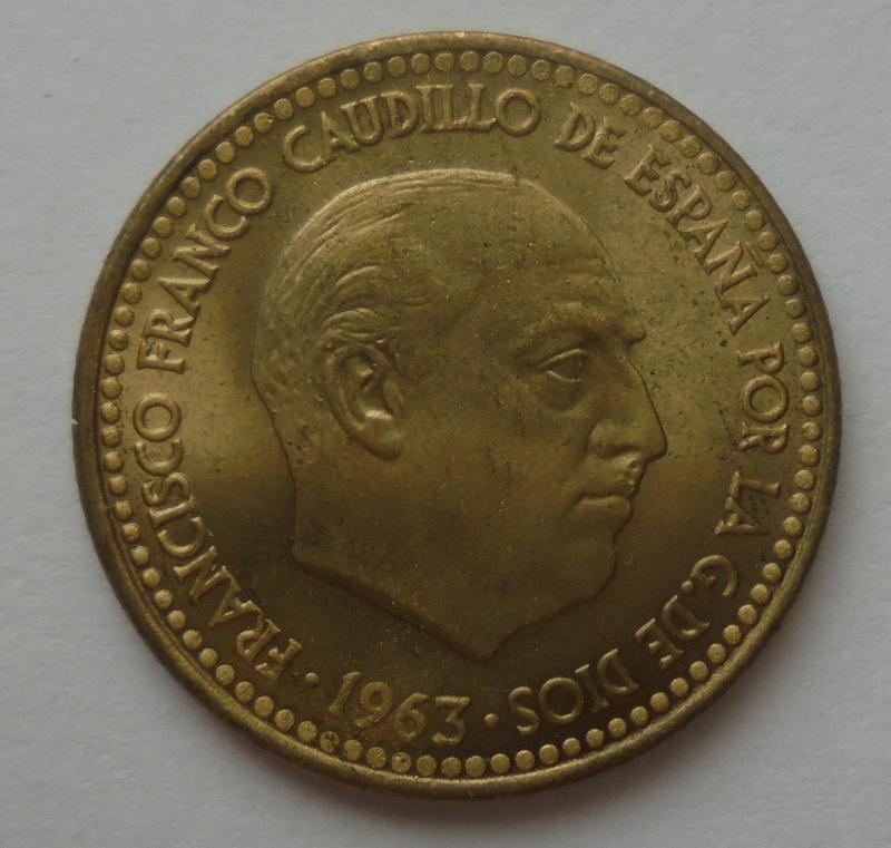 1 peseta 1963 (*19-67). Estado Español. Opinión sobre grado de conservación Dsc07221