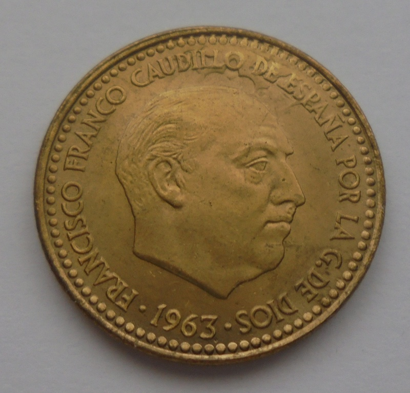 1 peseta 1963 (*19-67). Estado Español. Opinión sobre grado de conservación Dsc07312