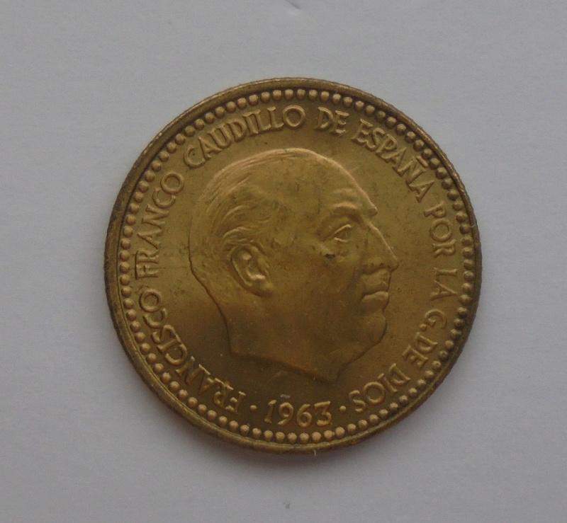 1 peseta 1963 (*19-67). Estado Español. Opinión sobre grado de conservación Dsc07412