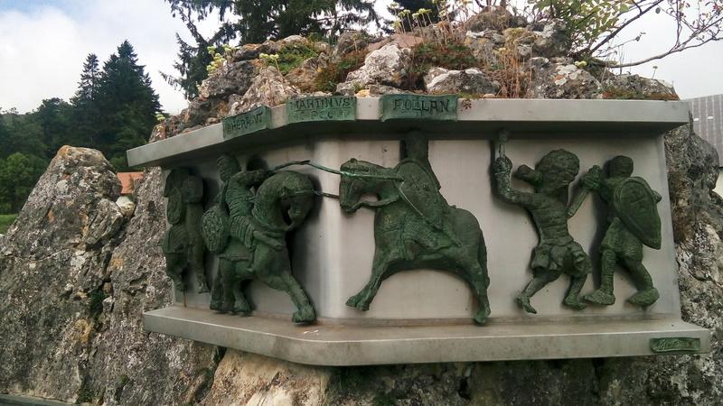La primera Derrota de Carlomagno - RONCESVALLES Img_2016