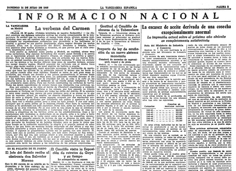 1 peseta 1946. Estado Español. ¿Prueba de circulación? - Página 14 Q110