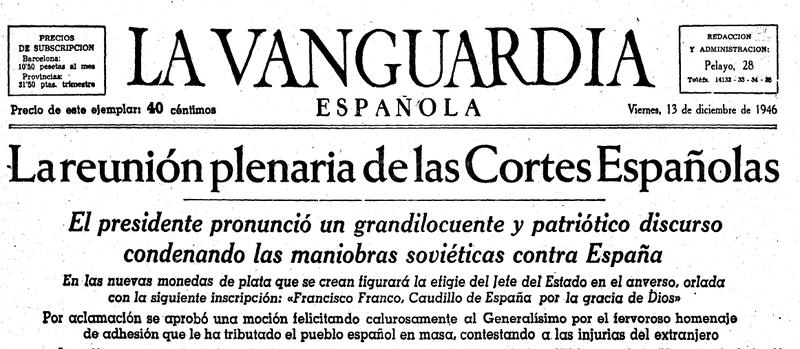 1 peseta 1946. Estado Español. ¿Prueba de circulación? - Página 14 Q310