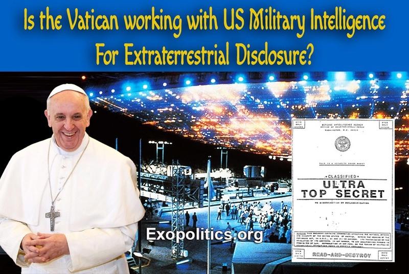 Майкл Салла: Работает ли Ватикан с американской военной разведкой для инопланетного раскрытия? (30.06.2017) Vatica10