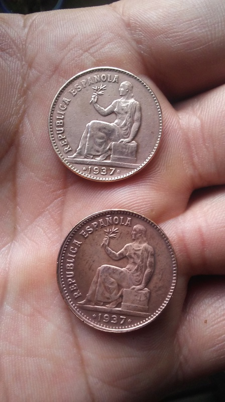 50 céntimos 1937 (*3-4) ¿acuñada en latón? 20170811