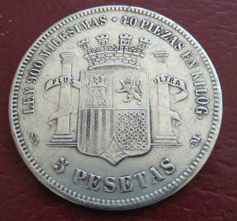5 pesetas 1869 _57_210