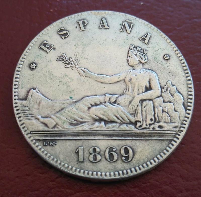 5 pesetas 1869 _57_310