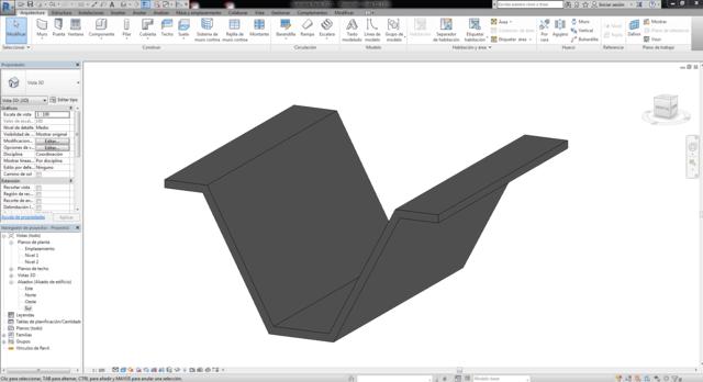 Modelar canal trapezoidal sobre topografía Captur10