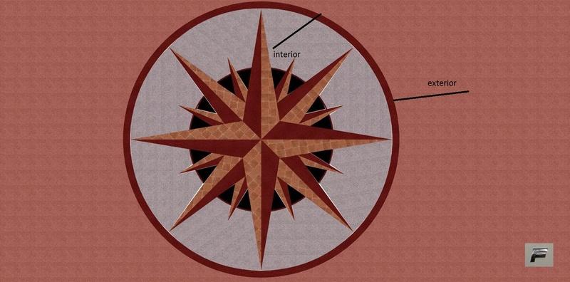 Insertar un material a suelo circular Rosa10