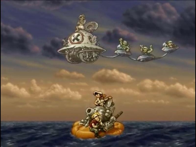 Ce qu'aurait dû être Metal Slug 4: les hommes poissons. Img_2013