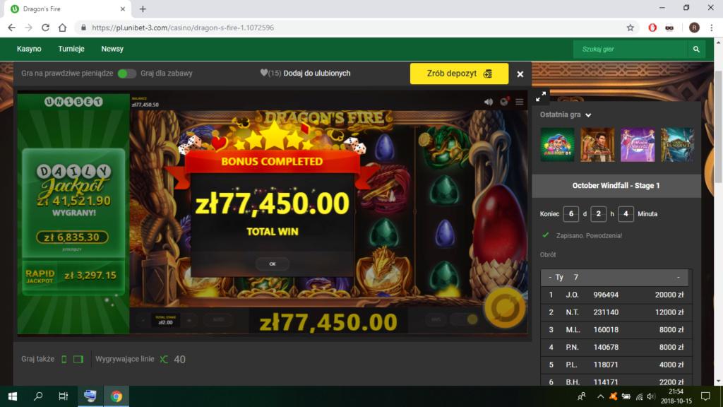 Screenshoty naszych wygranych (minimum 200zł - 50 euro) - kasyno - Page 16 Win10
