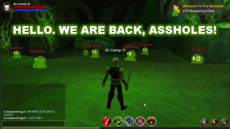 AQ3D video - Stránka 16 Slimes10