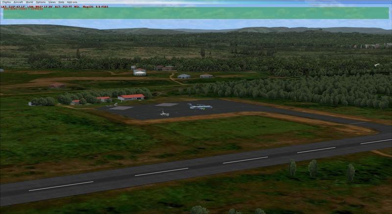 [LANÇAMENTO] SBGM - Aeroporto de Guajará Mirin BTD e Cidade Photorreal com autogen 20170933
