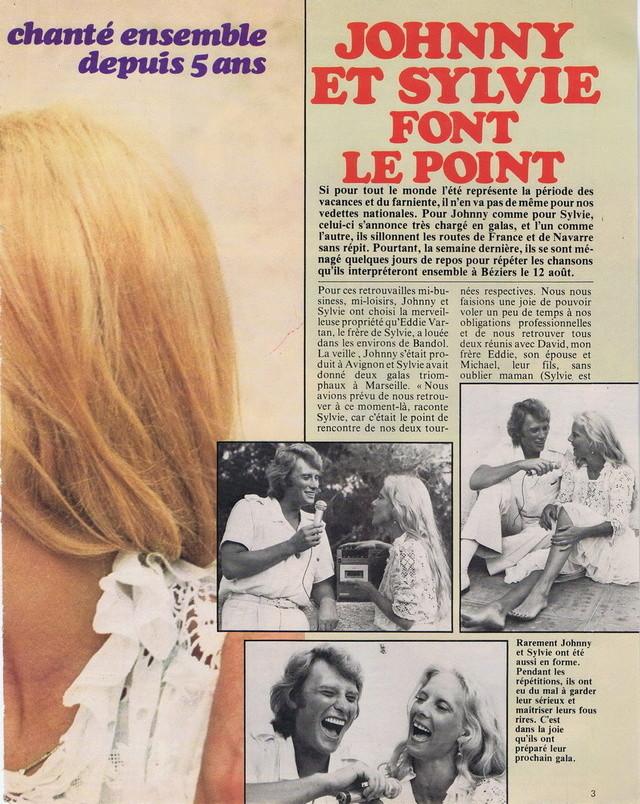 RETROSPECTIVE DE LA DISCOGRAPHIE - Page 10 19780819