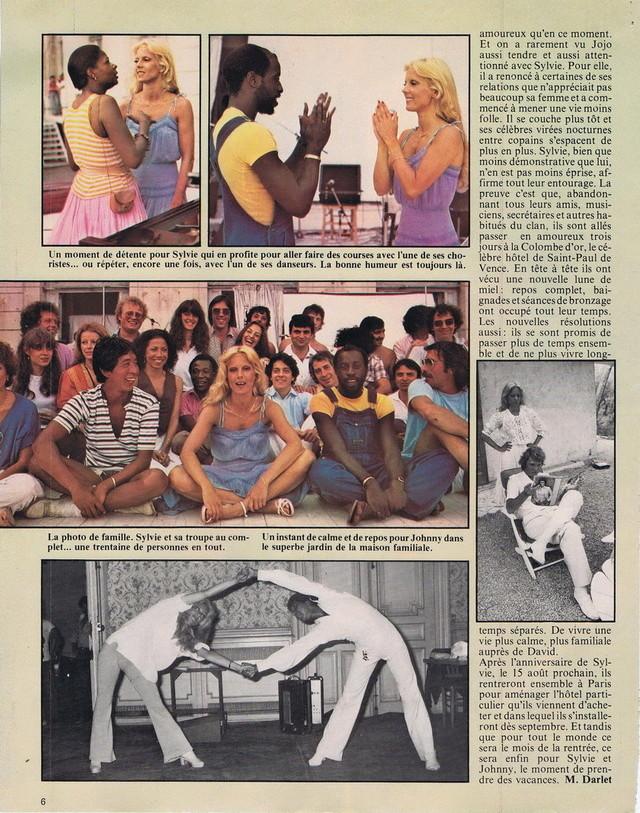RETROSPECTIVE DE LA DISCOGRAPHIE - Page 10 19780822