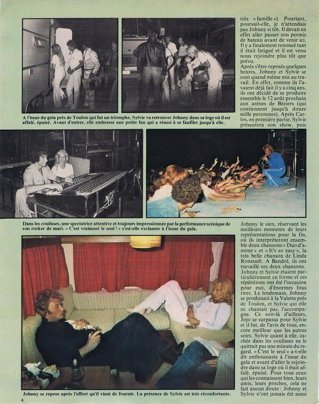 RETROSPECTIVE DE LA DISCOGRAPHIE - Page 10 19780823