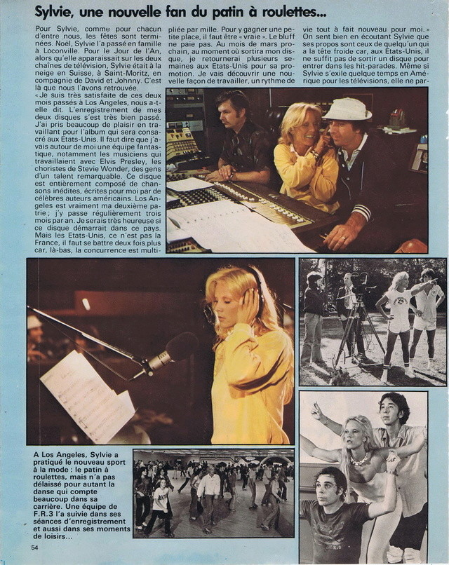 "photo - Discographie N°72 ""FANTAISIE"" 19790111"