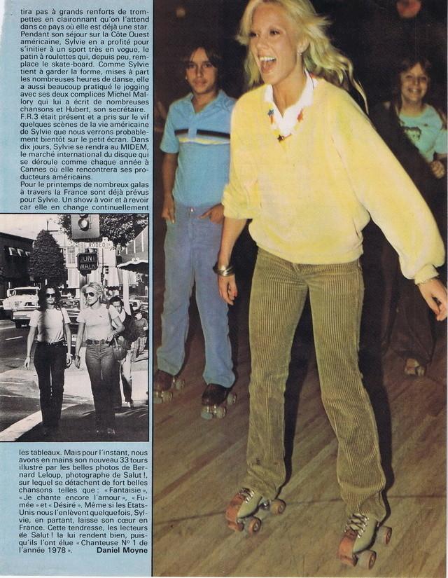 "photo - Discographie N°72 ""FANTAISIE"" 19790112"