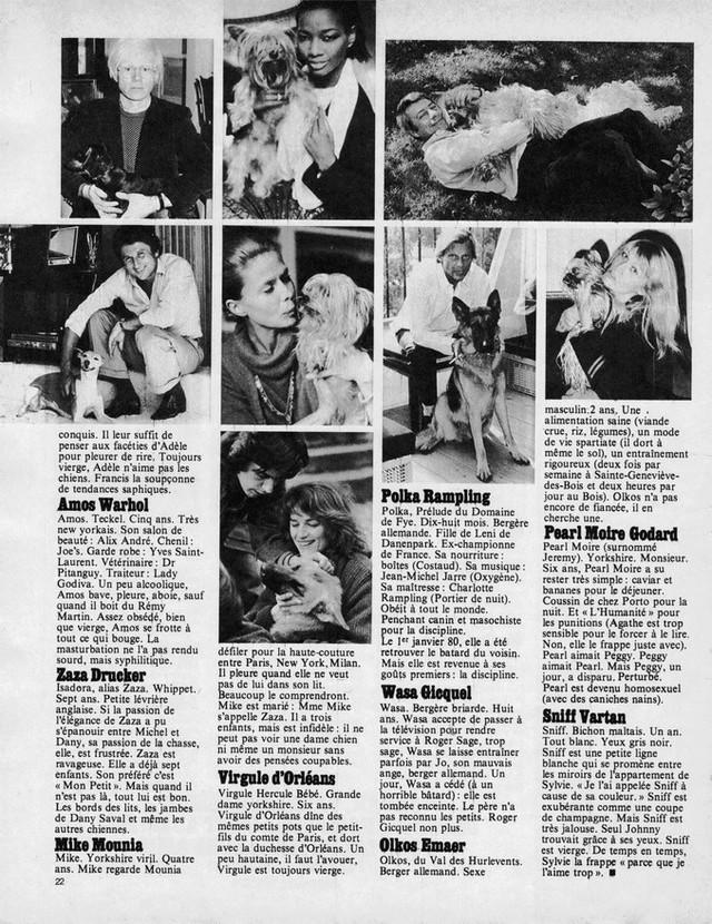 """Discographie N° 77 """"LA CHANSON AU BROUILLON"""" - Page 3 19810112"""