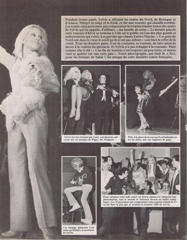 """Discographie N° 77 """"LA CHANSON AU BROUILLON"""" 19810117"""