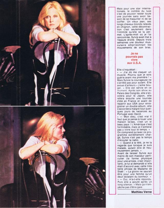 RETROSPECTIVE DE LA DISCOGRAPHIE - Page 10 Stepha11
