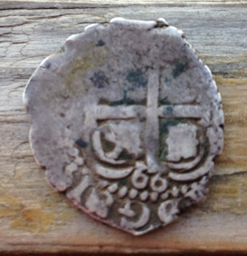 Real Felipe IV o Carlos II - 1666 - Potosí Img_0510