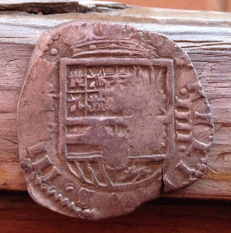 """4 reales Felipe III - 1617 - Toledo. Contramarca """"Cruz potenzada"""". Img_0712"""