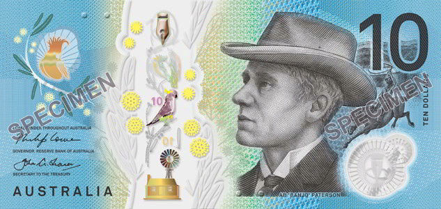 Enciclopedia de Billetes Mundiales - Página 3 Austra10