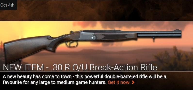 ARMA NUEVA 05 Oct 2017: RIFLE.30 O/U  en Madera, Coste:600 em$   Rifle_16