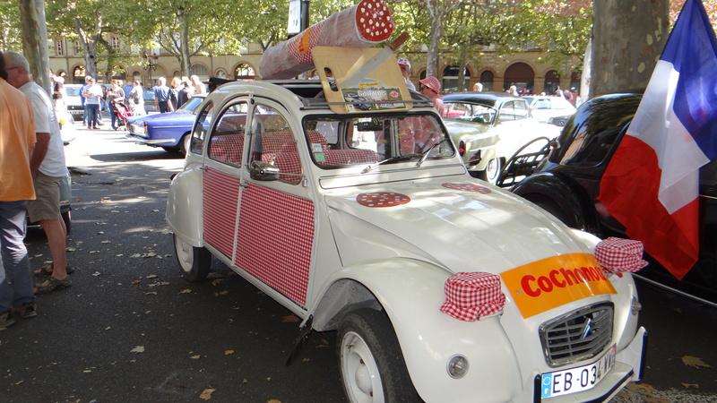 Rassemblement retromobile de Gaillac  Dsc03833