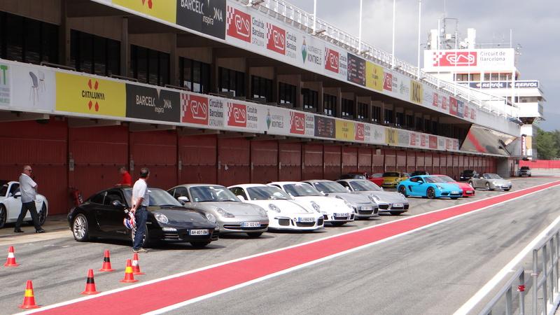 Sortie roulage circuit de Barcelonne Dsc03913