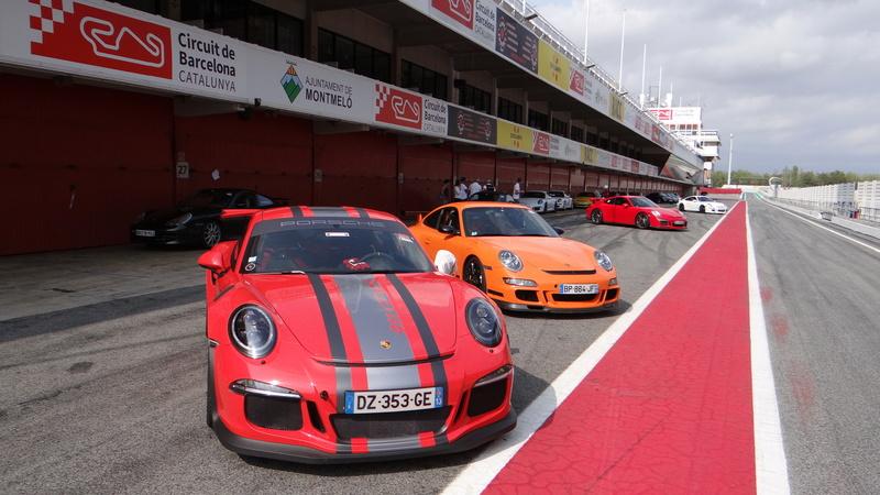 Sortie roulage circuit de Barcelonne Dsc03916