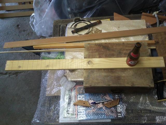 cigar box 3 ou 4 cordes ....................... 00310